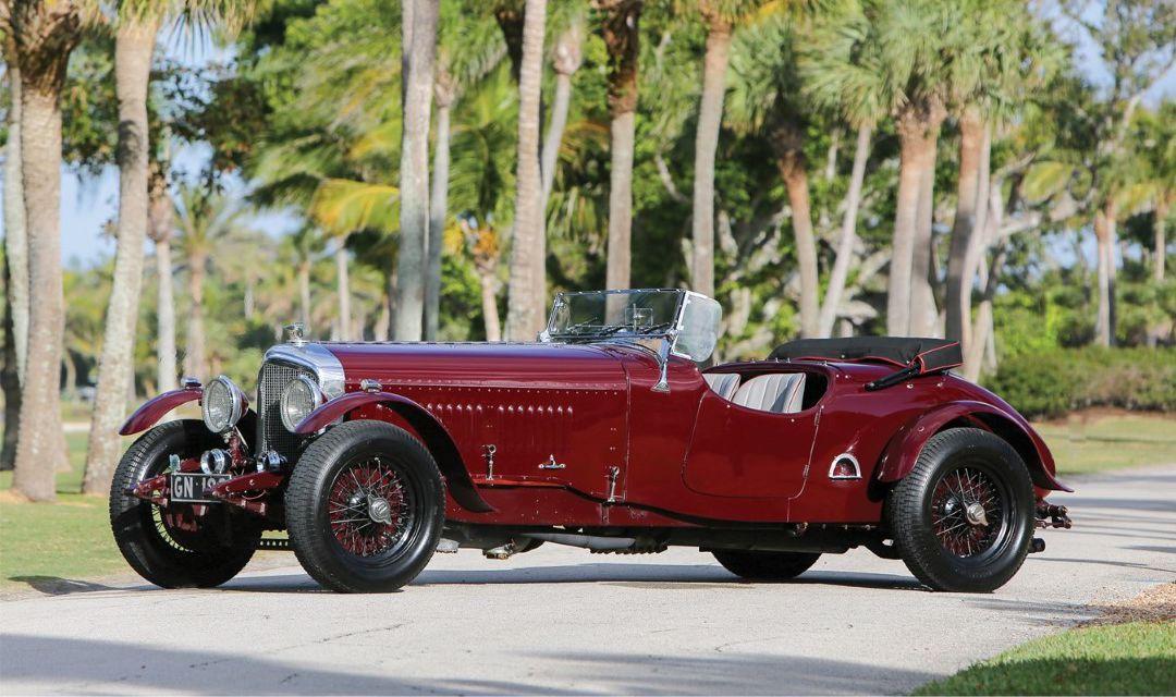 Bentley 8 Litre