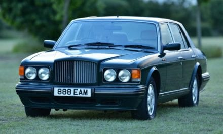 Bentley Brooklands Gen 1 – The Four-Door Brooklands