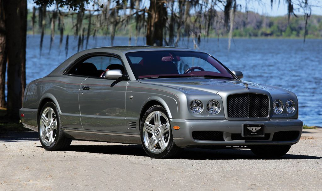 Bentley Brooklands Coupé