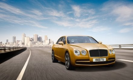 Bentley Flying Spur Videos