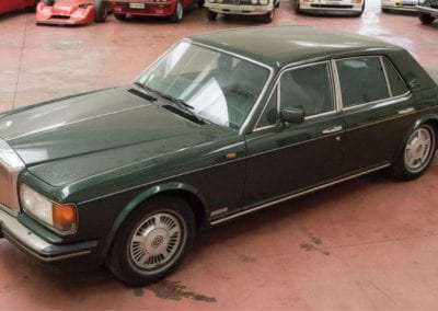 Bentley Mulsanne (1980–92)