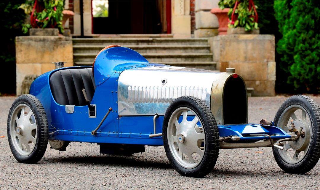 Bugatti Type 52
