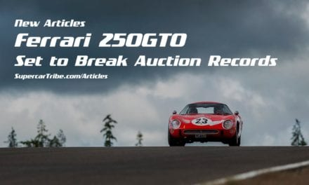 Ferrari 250GTO Set to Break Auction Records