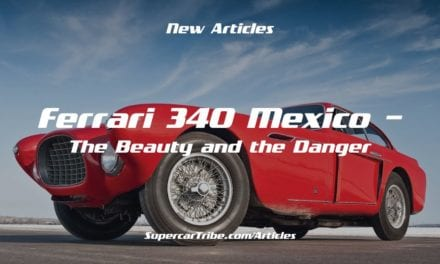 Ferrari 340 Mexico – The Beauty and the Danger