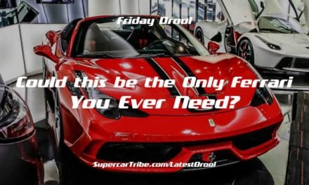 Friday Drool – Could this be the Only Ferrari You Ever Need?