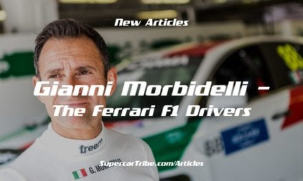 Gianni Morbidelli – The Ferrari F1 Drivers