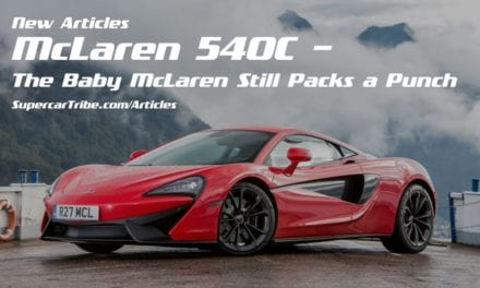 McLaren 540C – The Baby McLaren Still Packs a Punch