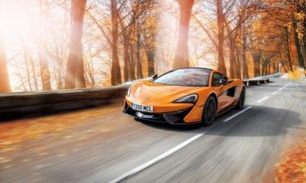 McLaren 540C Videos