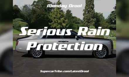 Monday Drool – Serious Rain Protection