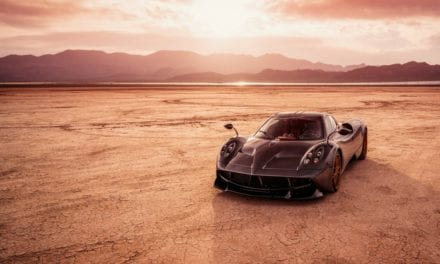 Seen Through Glass – What It's Like To Drive A Pagani Huayra
