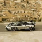 Pagani Huayra BC– On the Track or Road, this is One Brutal Car