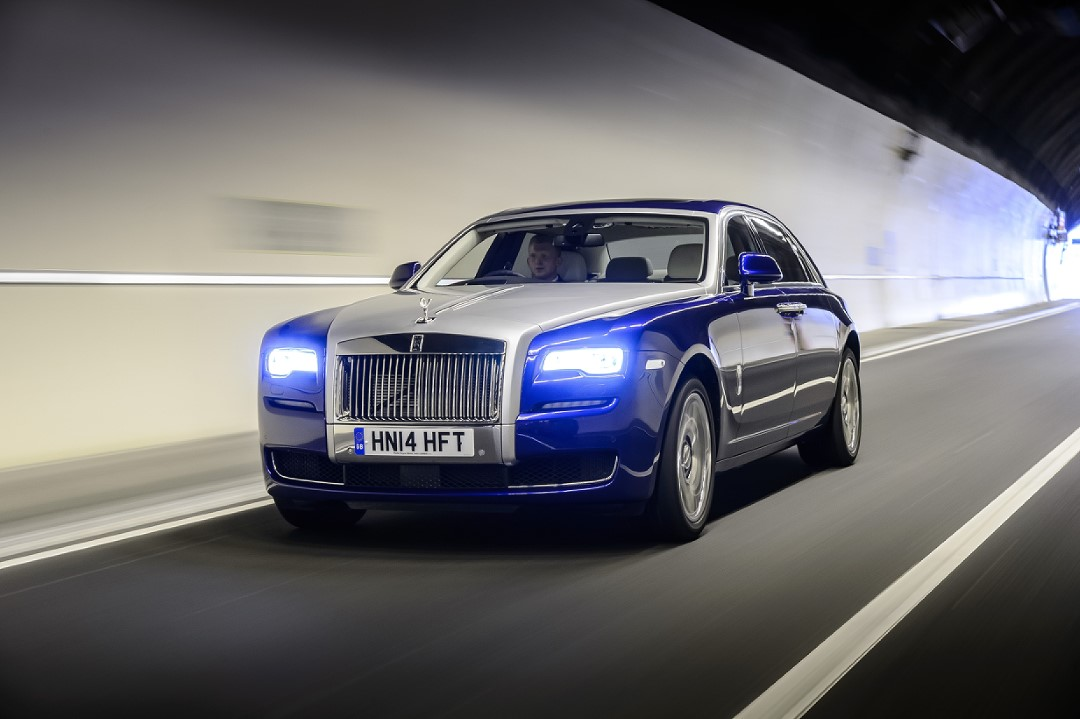 Will the New Rolls-Royce Ghost be Electric?