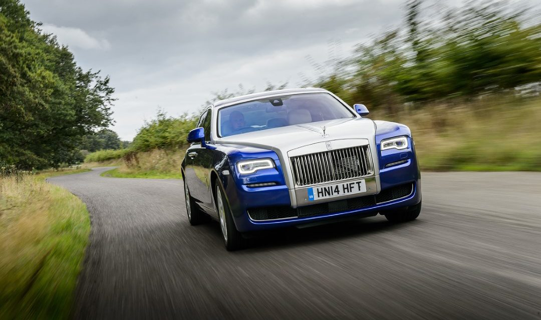 Rolls-Royce Ghost Videos