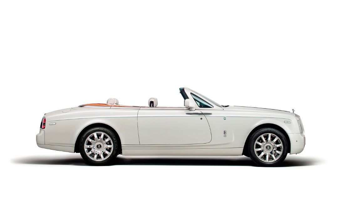 Rolls Royce Phantom Drophead Coupé