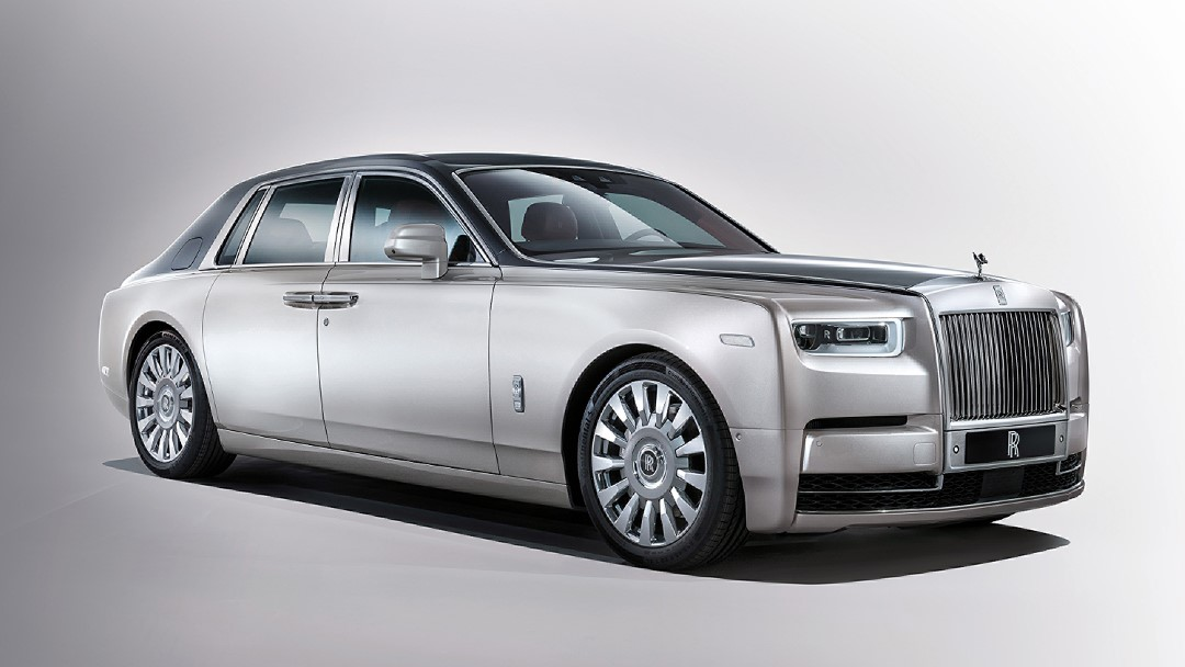 Rolls Royce Phantom (2018)