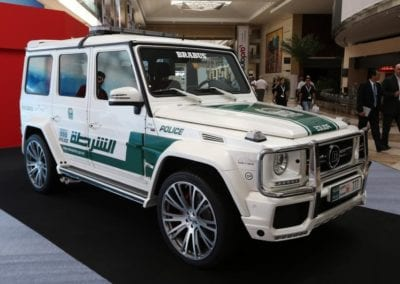 SupercarTribe UAE Police Car 0001