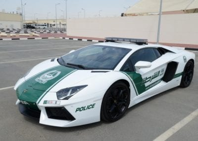 SupercarTribe UAE Police Car 0002