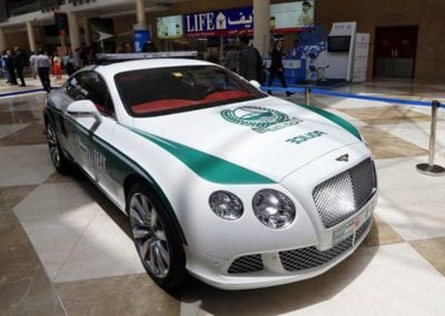 SupercarTribe UAE Police Car 0003
