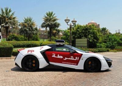 SupercarTribe UAE Police Car 0007