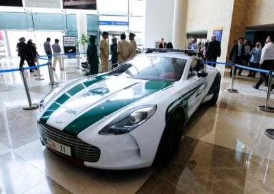 SupercarTribe UAE Police Car 0009