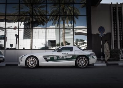 SupercarTribe UAE Police Car 0012