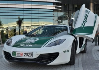 SupercarTribe UAE Police Car 0013
