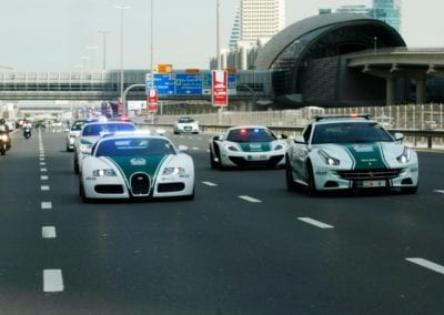 SupercarTribe UAE Police Car 0014