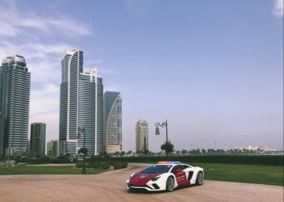 SupercarTribe UAE Police Car 0015