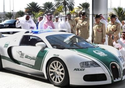 SupercarTribe UAE Police Car 0016