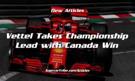 Vettel Takes Championship Lead with Canada Win