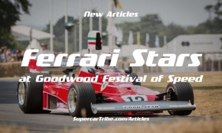 Ferrari Stars at Goodwood Festival of Speed