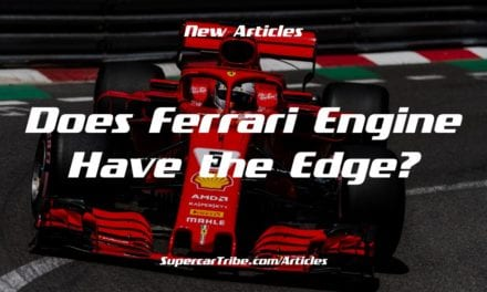 Does Ferrari Engine Have the Edge?