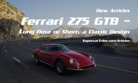 Ferrari 275 GTB – Long Nose or Short, a Classic Design