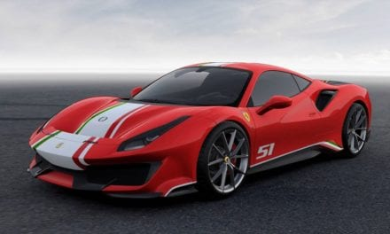 Seen Through Glass – Meet The Most Exclusive Ferrari 488 Pista