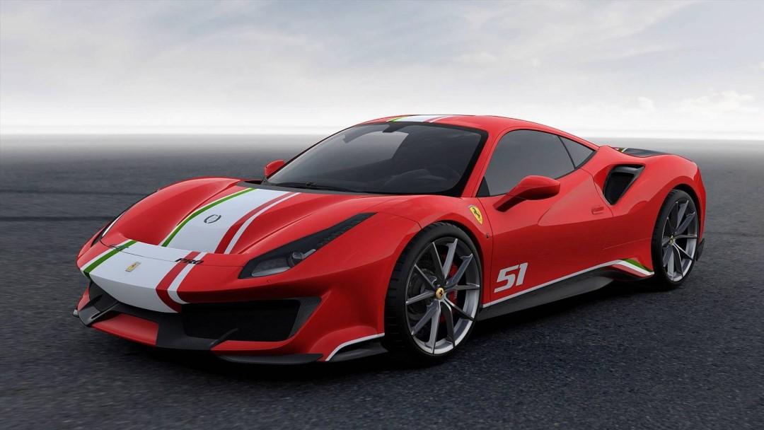 Seen Through Glass – Meet The Most Exclusive Ferrari 488 Pista