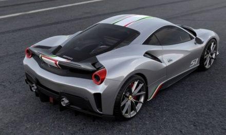 Ferrari 488 Pista Videos