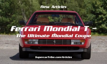 Ferrari Mondial T – The Ultimate Mondial Coupe