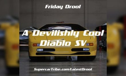 Friday Drool – A Devilishly Cool Diablo SV
