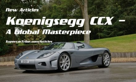 Koenigsegg CCX – A Global Masterpiece
