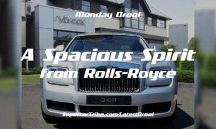 Monday Drool – A Spacious Spirit from Rolls-Royce