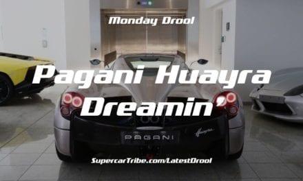 Monday Drool – Pagani Huayra Dreamin'
