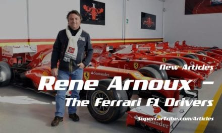 Rene Arnoux – The Ferrari F1 Drivers