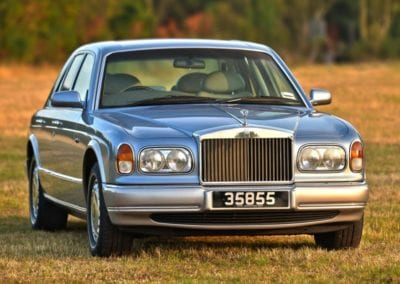 SupercarTribe Rolls-Royce Silver Seraph 0002
