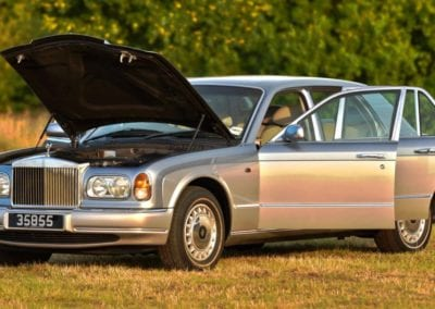 SupercarTribe Rolls-Royce Silver Seraph 0011
