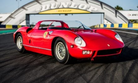 Ferrari 275 P – The Only Car to Win Le Mans Twice