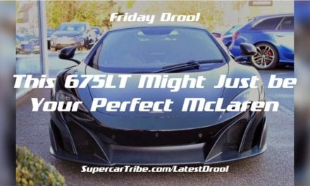 Friday Drool – This 675LT Might Just be Your Perfect McLaren