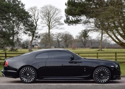 SupercarTribe Rolls Royce Wraith MD 0002