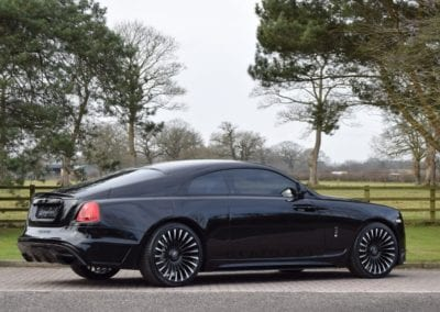 SupercarTribe Rolls Royce Wraith MD 0003