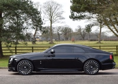 SupercarTribe Rolls Royce Wraith MD 0005