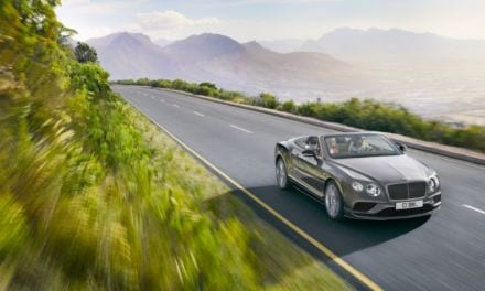 Bentley Continental GT V8 S Convertible Videos